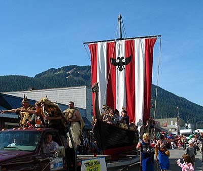 Petersburg Ak The Annual Little Norway Festival