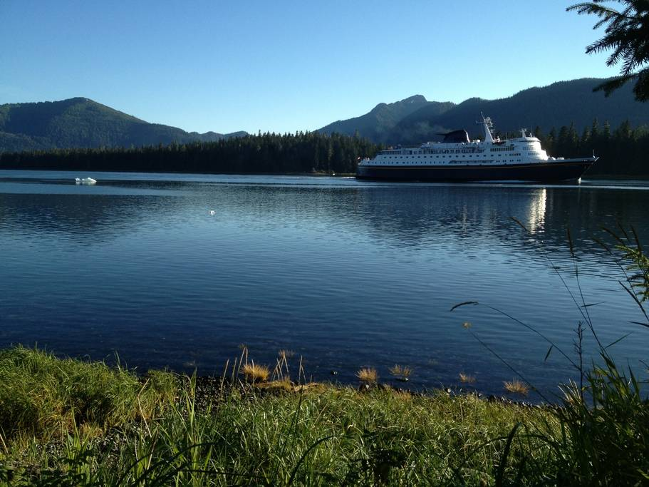 Alaska Ferry Travel Agency