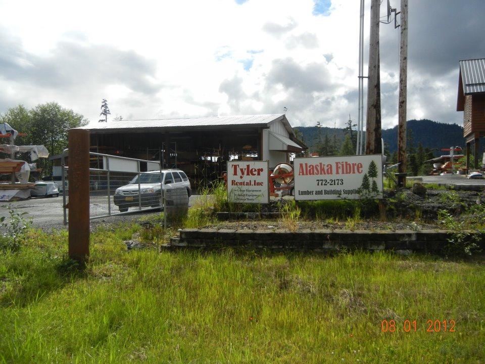 Alaska Fibre Inc Petersburg Alaska